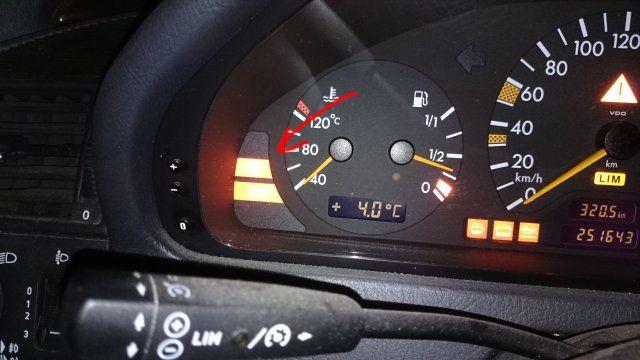 Check Engine Light Mercedes Benz C